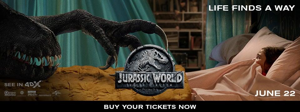 Jurassic World: Fallen Kingdom Opening Weekend   L A  LIVE