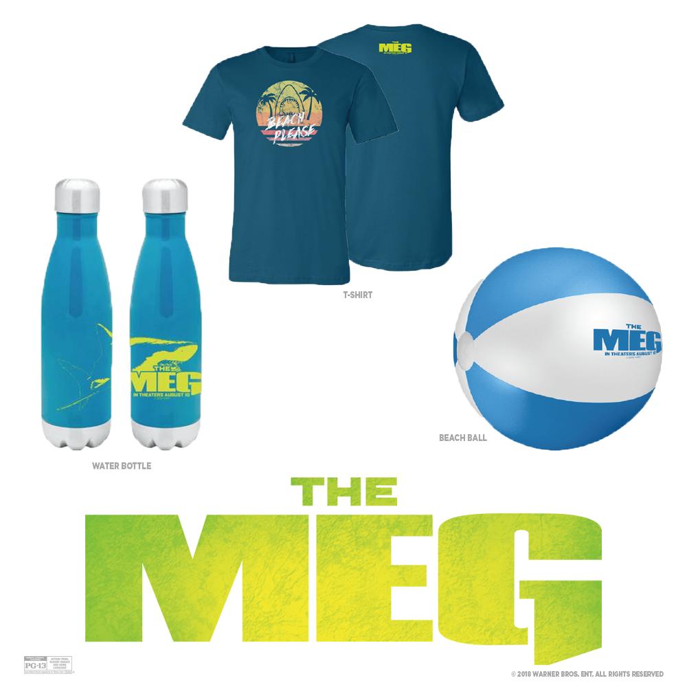 Win a \'The Meg\' Prize Pack | L.A. LIVE