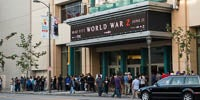Brad Pitt World War Z Screening 200x100