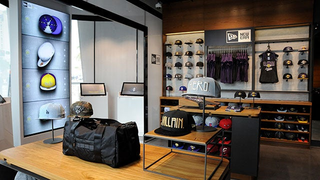 a6460a50 STAPLES Center Shop to Carry Extensive Product Assortment, Apparel and  allows Fans to Create Custom Headwear. New Era ...