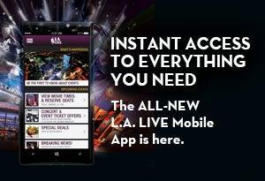 LA LIVE Mobile App!