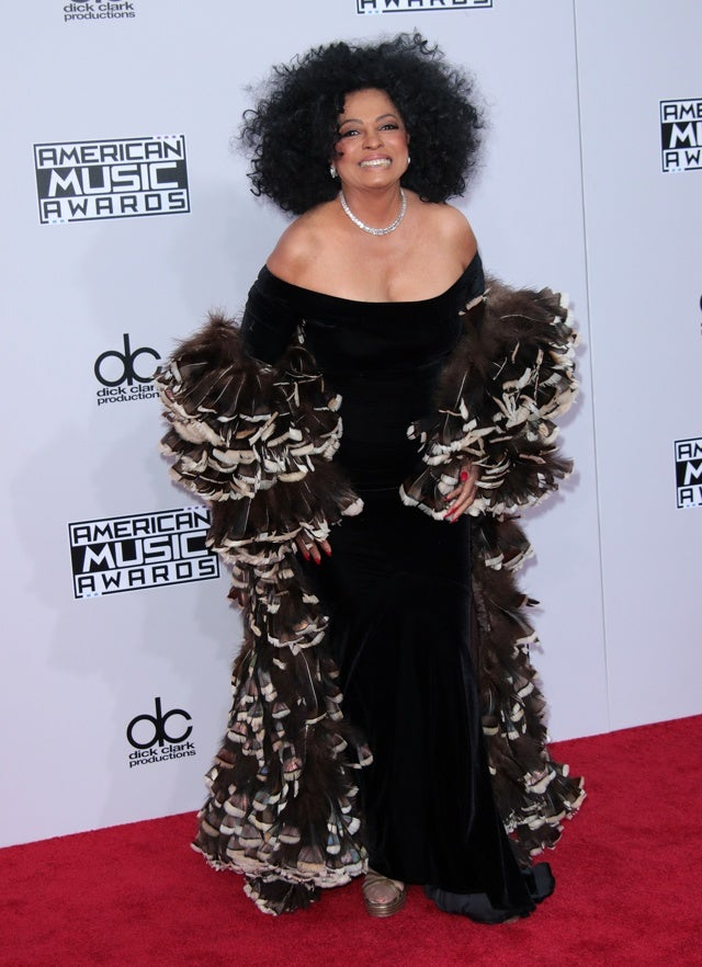 The Best And Craziest Of American Music Awards Fashion