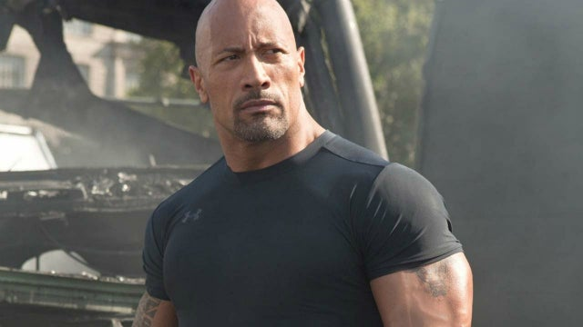 Dwayne Johnson Is 1 At The Box Office L A Live