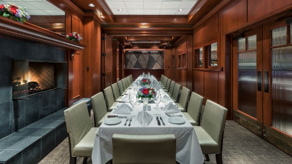 Fleming S Private Room
