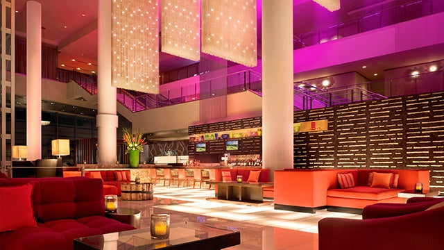 Glance Lobby Bar