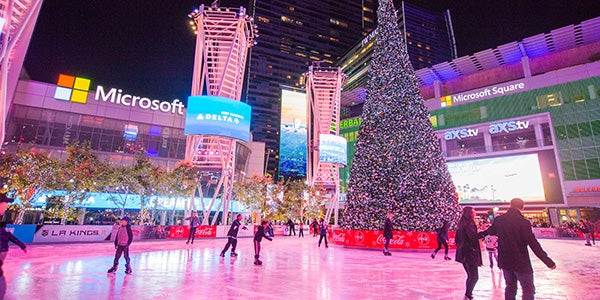 Image result for la live skating