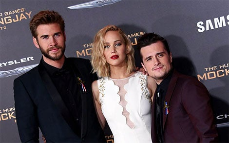 Hunger Games Mockingjay Part 2 Premiere 470x293 .jpg