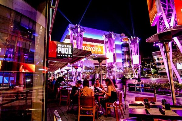 Restaurants At La Live Best