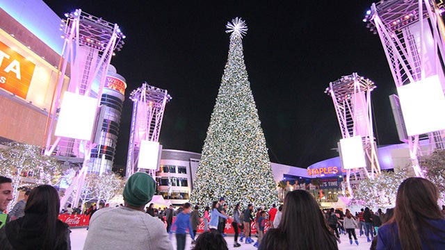 L.A. LIVE Holiday Event Guide - L.A. LIVE Holiday Event Guide L.A. LIVE