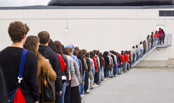 The 10 Worst Places To Wait In Line