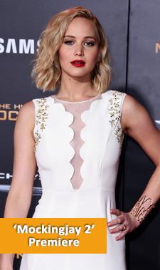 Hunger Games Mockingjay Part 2 Premiere