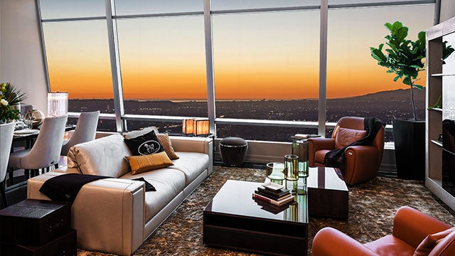 Exclusive Look Inside The Ritz Carlton Residences At L.A. LIVE