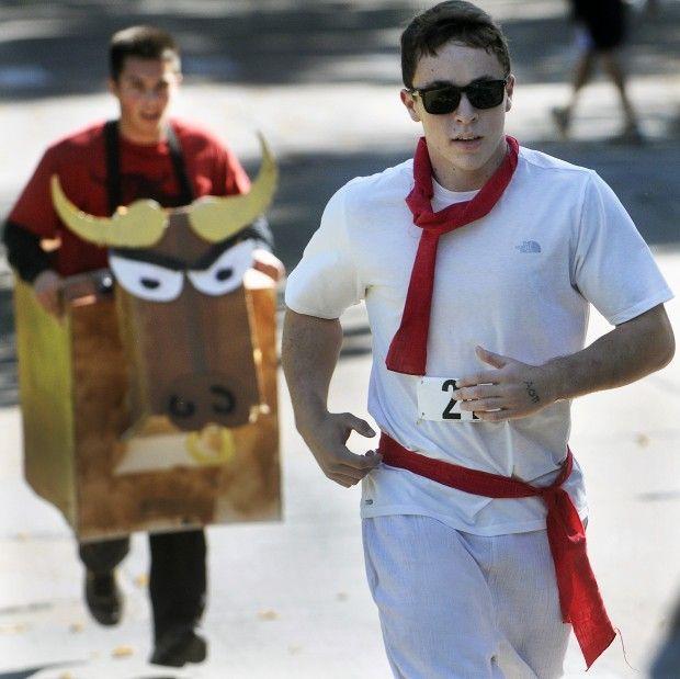 Running Of The Bulls Halloween Costume