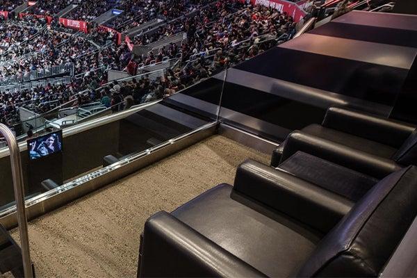 Premier Tables At Staples Center