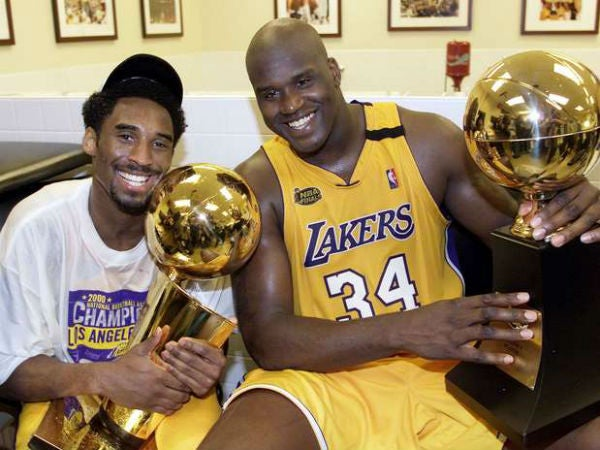 Kobe 39 s best career moments l a live for Where does shaq live